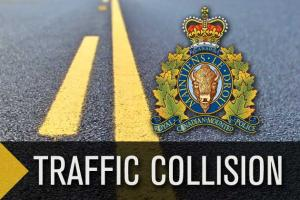 rcmp traffic collision