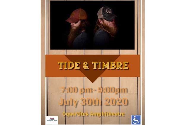 Tide and Timbre